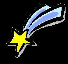 comet clipart