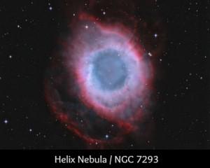 Aquarius Helix Nebula