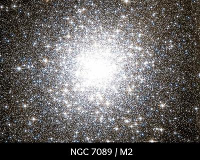 Aquarius NGC 7089 M2