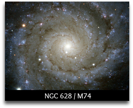 pisces ngc 628 m74