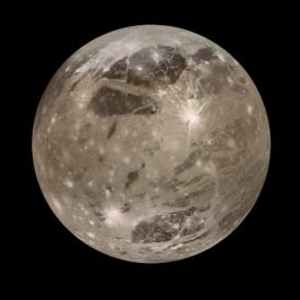 instrideonline.com solar system jupiter moon Ganymede