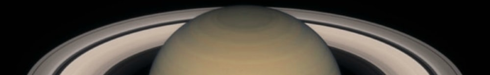 instrideonline.com solar system saturn header image