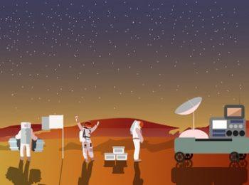 space news mars