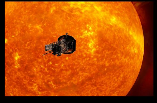instrideonline.com solar system sun solar probe plus