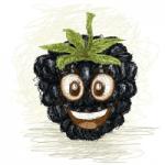nutrition blackberry-min