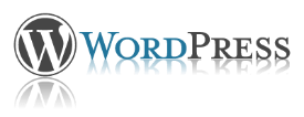 wordpress logo-min