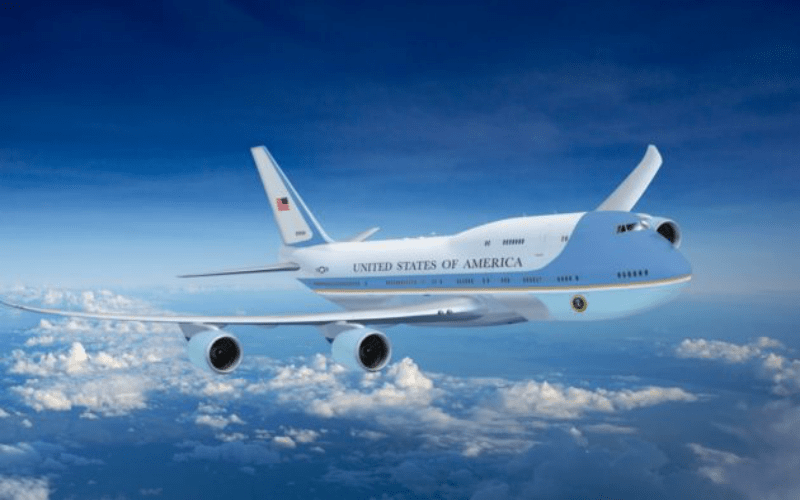 air force one airplane