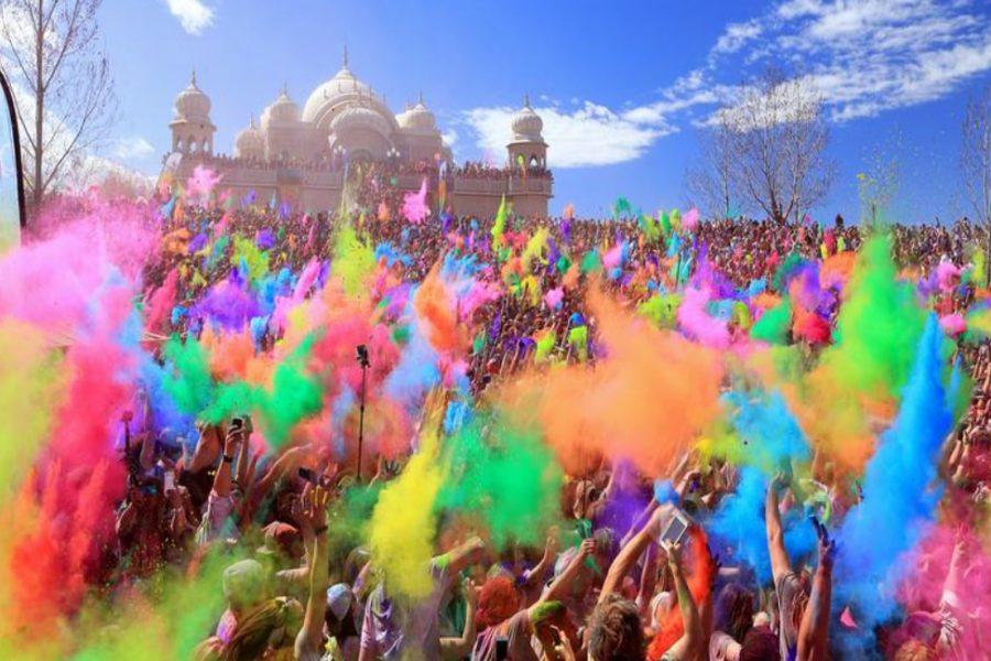 hindu festival of colors