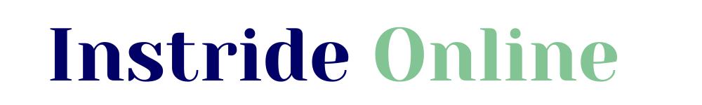 Instride Online Logo