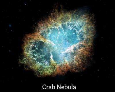 Taurus Crab Nebula