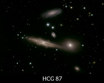 Capricorn HCG 87