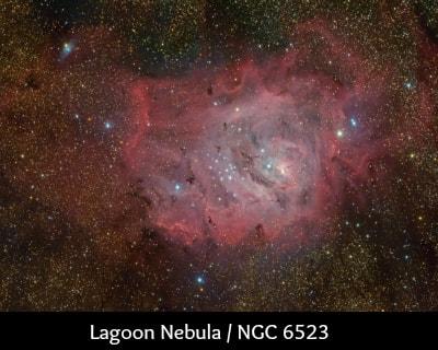 Sagittarius Lagoon Nebula-min
