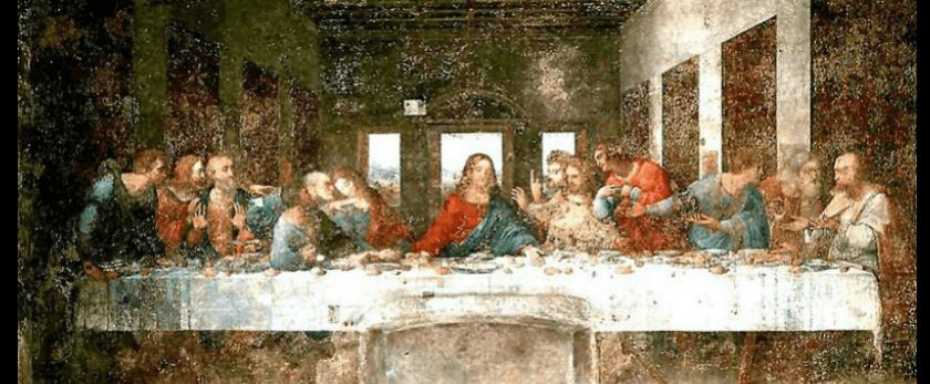 instrideonline.com Twelve Apostles painting