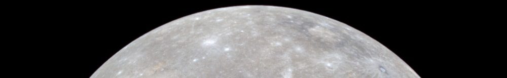 instrideonline.com solar system mercury header image