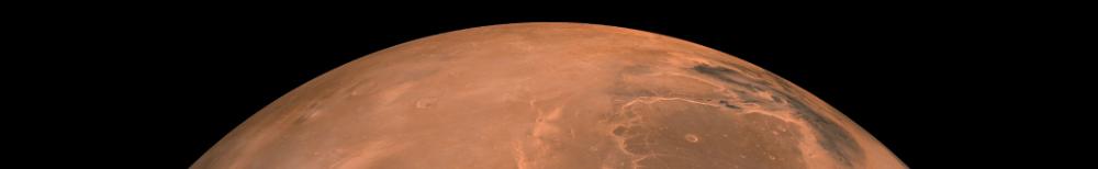 instrideonline.com solar system mars header image