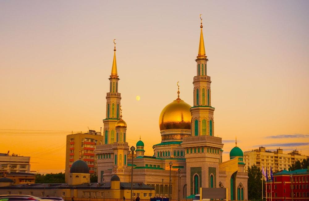 islam temple